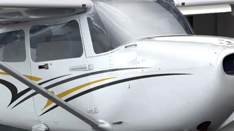 learn to fly south bay aviation best flight school flying lessons south bay torrance over beach cities ocean